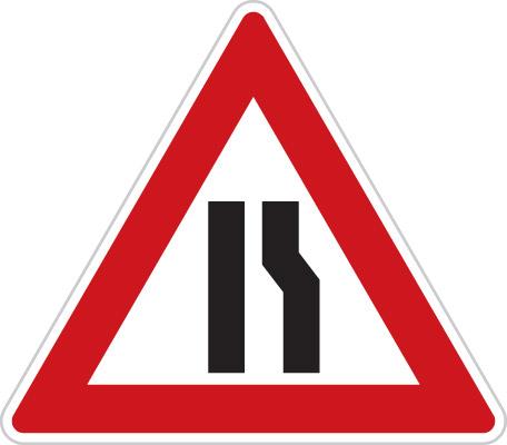 Dopravní značka A6b