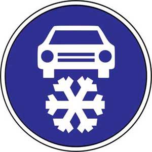 Dopravní značka C15a