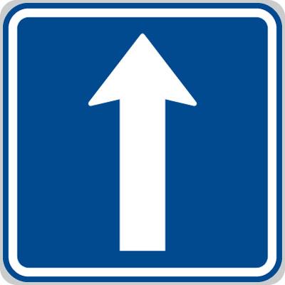 Dopravní značka IP4b