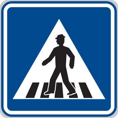 Dopravní značka IP6