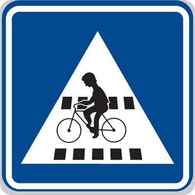 Dopravní značka IP7