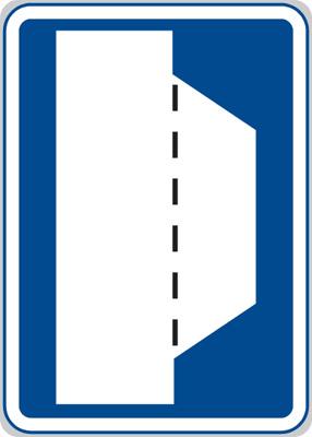 Dopravní značka IP9