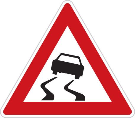 Dopravní značka A8