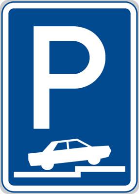 Dopravní značka IP11f
