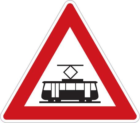 Dopravní značka A25