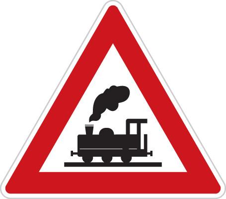 Dopravní značka A30