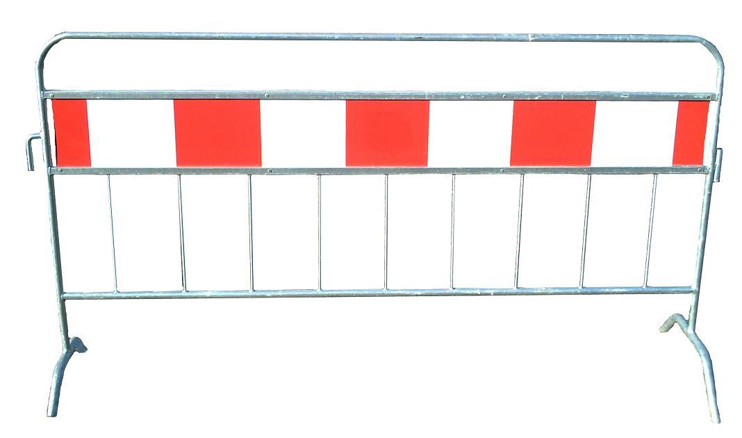 Zábrana - délka 2 m
