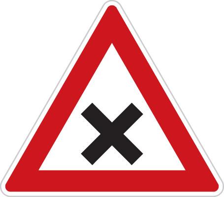 Dopravní značka A3
