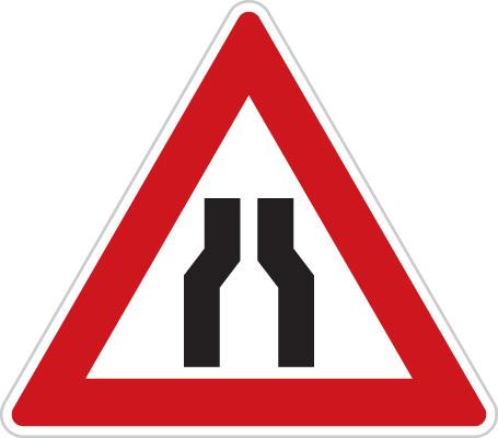 Dopravní značka A6a