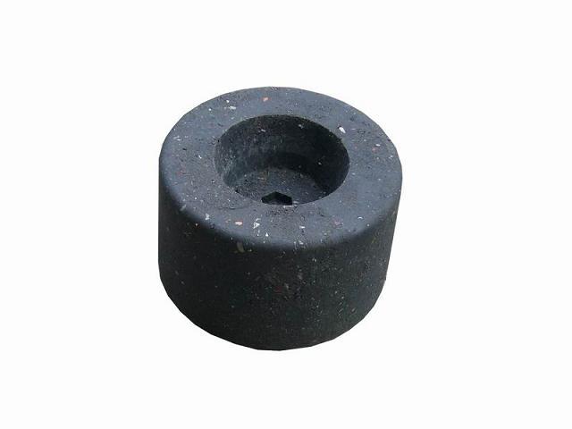 Obrubník konec černý